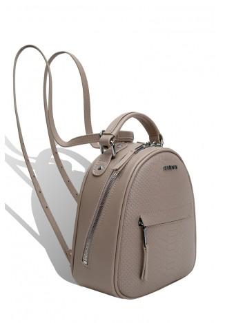 Рюкзак кожаний женский Fidelitti