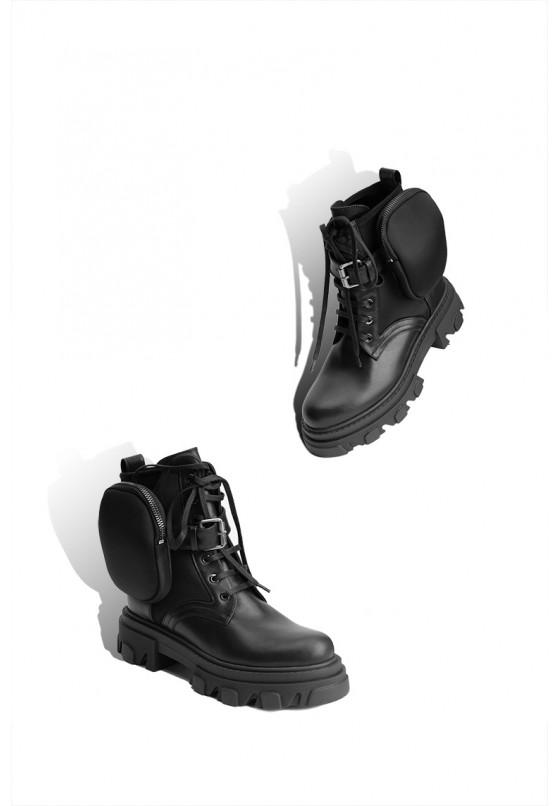 Ботинки зимние женские Fidelitti
